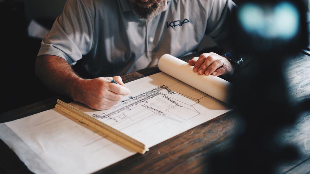 Entreprenør og betongarbeid i høy kvalitet